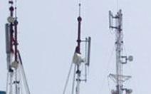 Xây trạm thu phát sóngkhông phép