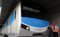 Trình Quốc hội dự án tuyến metro số 5 hơn 1,5 tỉ euro