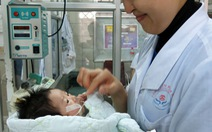 Lọc máuliên tục cứu trẻ sơ sinh