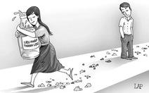 Thanh lọc cơ thể: Chất tống thải ra ngoài có thể là niêm mạc ruột
