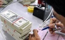 Giá USD ngân hàng tiếp tục nhích lên