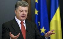 Tổng thống Ukraine cảnh báo giao tranh ở miền đông tồi tệ hơn