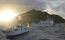 Nhật đưa 600 binh sĩ, vũ khí hạng nặng bảo vệ đảo