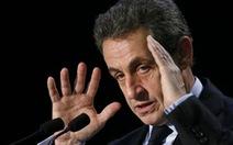 Tòa án Pháp chấp thuận bằng chứng chống cựu Tổng thống Sarkozy