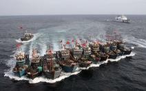 Hàn Quốc mạnh tay xử lý tàu cá Trung Quốc