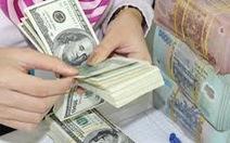 Giá USD giảm sâu, về sát 22.700 đồng/USD