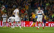Các cầu thủ Bayern thừa nhận hẹp cửa đi tiếp