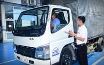 FUSO tri ân khách hàng bằng nhiều hoạt động hậu mãi
