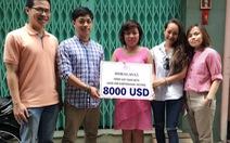 Cộng đồng mạng chung tay hỗ trợ Nepal