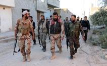 """Mỹ đào tạo quân nổi dậy Syria """"ôn hòa""""để chống IS"""