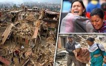 Thung lũng Nepal cao thêm 80 cm sau động đất
