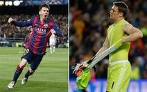 Neuer rất giỏi, nhưng Messi giỏi hơn