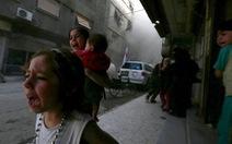 Phát hiện dấu vết vũ khí hóa học chết người ở Syria