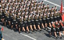 Ảnh Lễ diễu binh kỷ niệm 70 năm chiến thắng phát xít