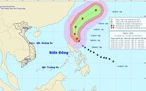 Bão Noul mạnh thành siêu bão, tiến thẳngPhilippines