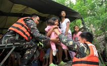 Bão cấp 5 Noul đổ bộ vào Philippines,sức gió 220 km/giờ