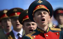Tiếc cho phần tường thuật lễ diễu binh ở Nga của VTV