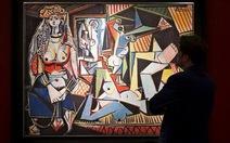 Tranh Picasso lập kỷ lục đấu giá hơn 179 triệu USD