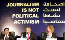Một nhà báo kiện ĐàiAl-Jazeera, đòibồi thường100 triệu USD