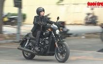 Video: Phụ nữ chạy môtô phân khối lớn cần kỹ thuật gì?