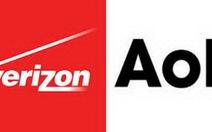 Chi 4,4 tỉ USD, nhà mạng Verizon thâu tóm AOL