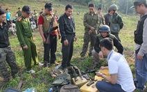 Thủ tướng yêu cầu Bộ công an tập trung xử lý tội phạm ma túy
