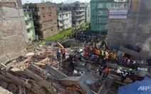 Máy bay cứu trợ Mỹ mất tích sau động đất Nepal