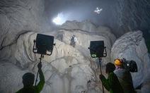 Hành trình khám phá hang Sơn Đoòng của đài truyền hình Mỹ ABC