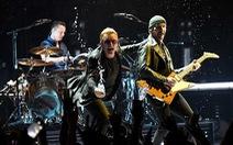 Bono và U2 bắt đầu lưu diễn tại Vancouver