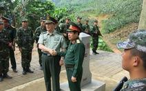 Quân đội Việt - Trung tuần tra chung vùng biên giới
