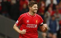 Gerrard nuối tiếc vì chưa vô địch Premier League