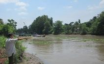Tắm sông, nữ học sinh lớp 7 chết đuối