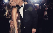 Cannes: vợ chồng Robbie Williams tình tứ, Jane Fonda trẻ mãi không già