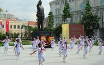 Tượng đài Chủ tịch Hồ Chí Minh có ý nghĩa sâu sắc
