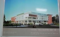 Xây mới Trường THCS Nguyễn Văn Tố