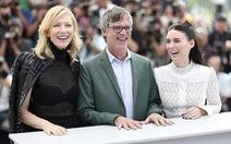 Cannes: Carol ra mắt thành công,Cate Blanchett phủ nhận đồng tính