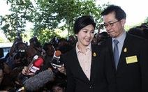 Thái Lan bắt đầu xét xử bà Yingluck