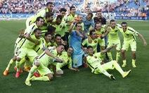 4 nguyên nhân giúp Barca vô địch