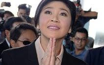 Thái Lan xét xử bà Yingluck
