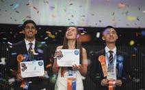 Học sinh VN đoạt giải Hội thi khoa học Intel ISEF