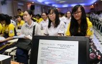 Hơn 1 triệu thí sinh đăng ký dự thi THPT quốc gia