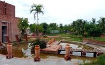 Độc đáo công viên văn hóa đất nung lớn nhất Việt Nam