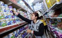 Thêm 4 sản phẩm sữa vào danh mục bình ổn giá