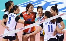 Đánh bại Mông Cổ, đội nữ bóng chuyền VN đứng nhất bảng C