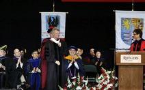 Bon Jovi nhận danh hiệu tiến sĩ danh dự