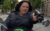 Melissa McCarthy chọc cười trongQuý bà điệp viên