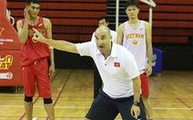 Một Việt kiều làm trưởng đoàn bóng rổ dự SEA Games