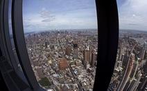 Ngắm New York từ tòa tháp Trung tâm thương mại thế giới