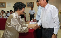 Trụ sở tiếp công dân - Kỳ 4:Căn nhà mới của bà Giang