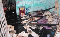 Cháy 3 phòng trọ, dân khu phố ôm đồ chạy tán loạn